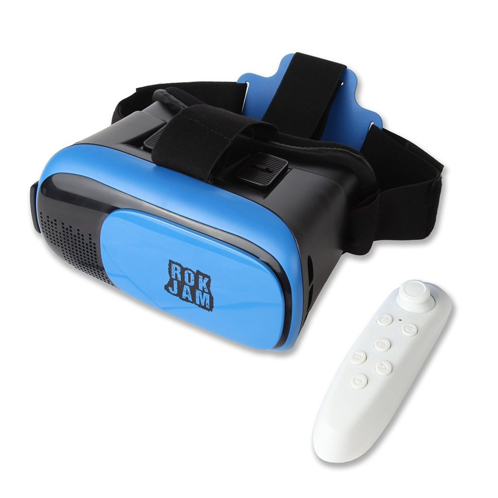3d vr headset review in market