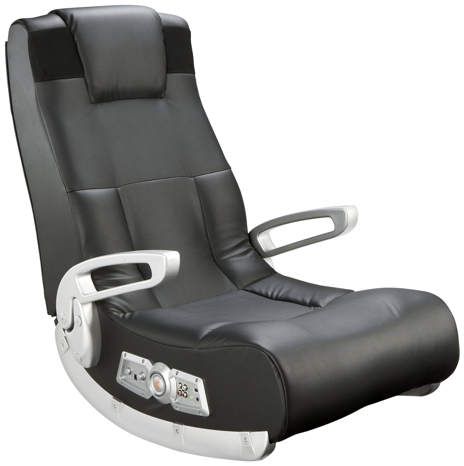 Video Gaming Chair, Black