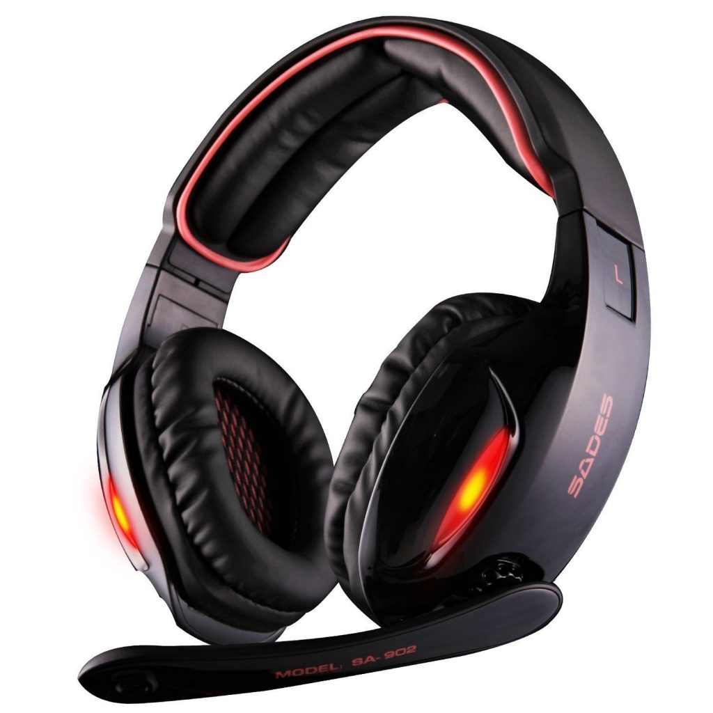 Budget 7.1 Surround Sound Gaming Headset - best gaming headphones